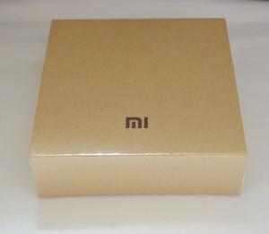 MiBand1S外箱
