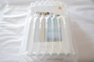 MiPad2 梱包材