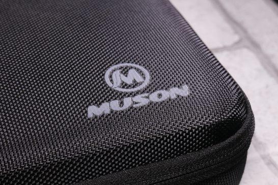 MUSONのロゴ