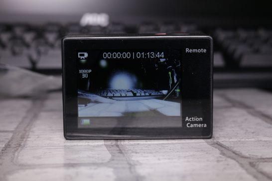 ビデオモード